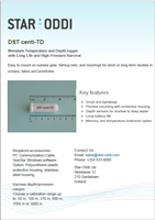 DST centi-TD Data Sheet