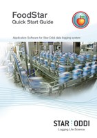 FoodStar software quick start guide